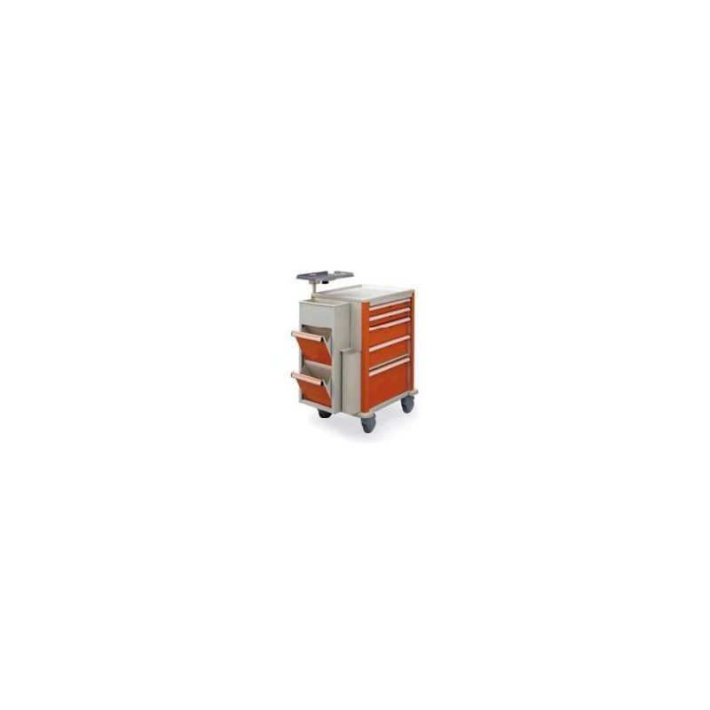 Acare EC 500P Nursing Cart