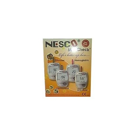 Nesco Multicheck 3 in 1