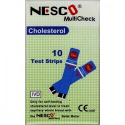 Strip Nesco Kolesterol
