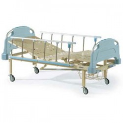 Acare HCB 7031-B Two Crank Manual Bed