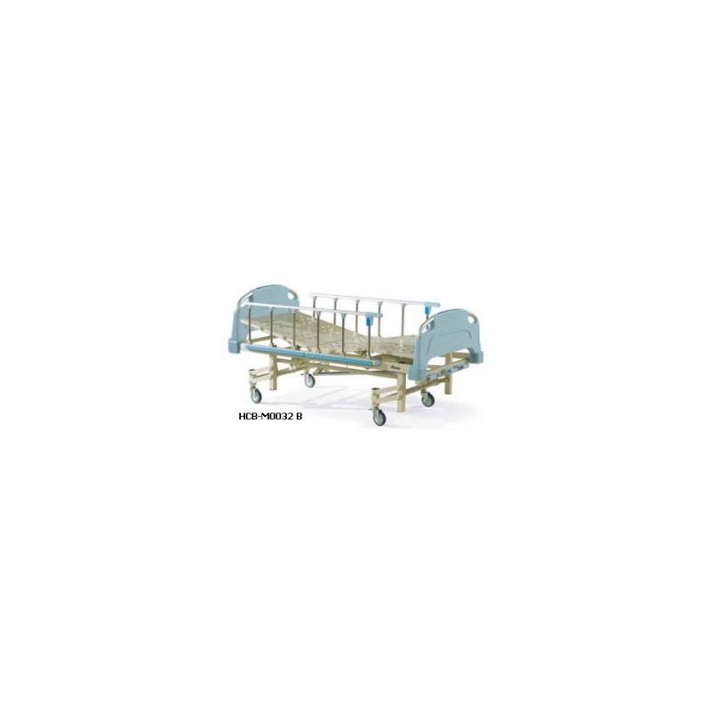 Acare HCB M0032 Three Crank Manual Bed