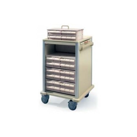 Acare NC 064 Medication Trolley