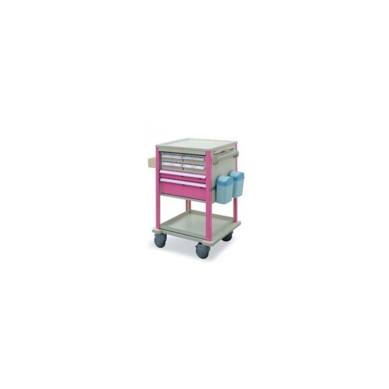 Acare NC 216 Nursing Cart - PT. Wira Abadi Indonesia